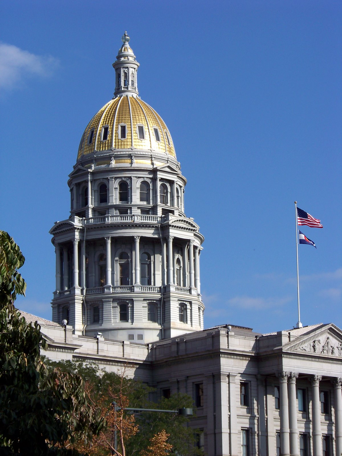 """Colorado State Capitol"" cc image courtesy of Ben Simo on FLICKR"