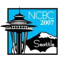 NCBC 2007