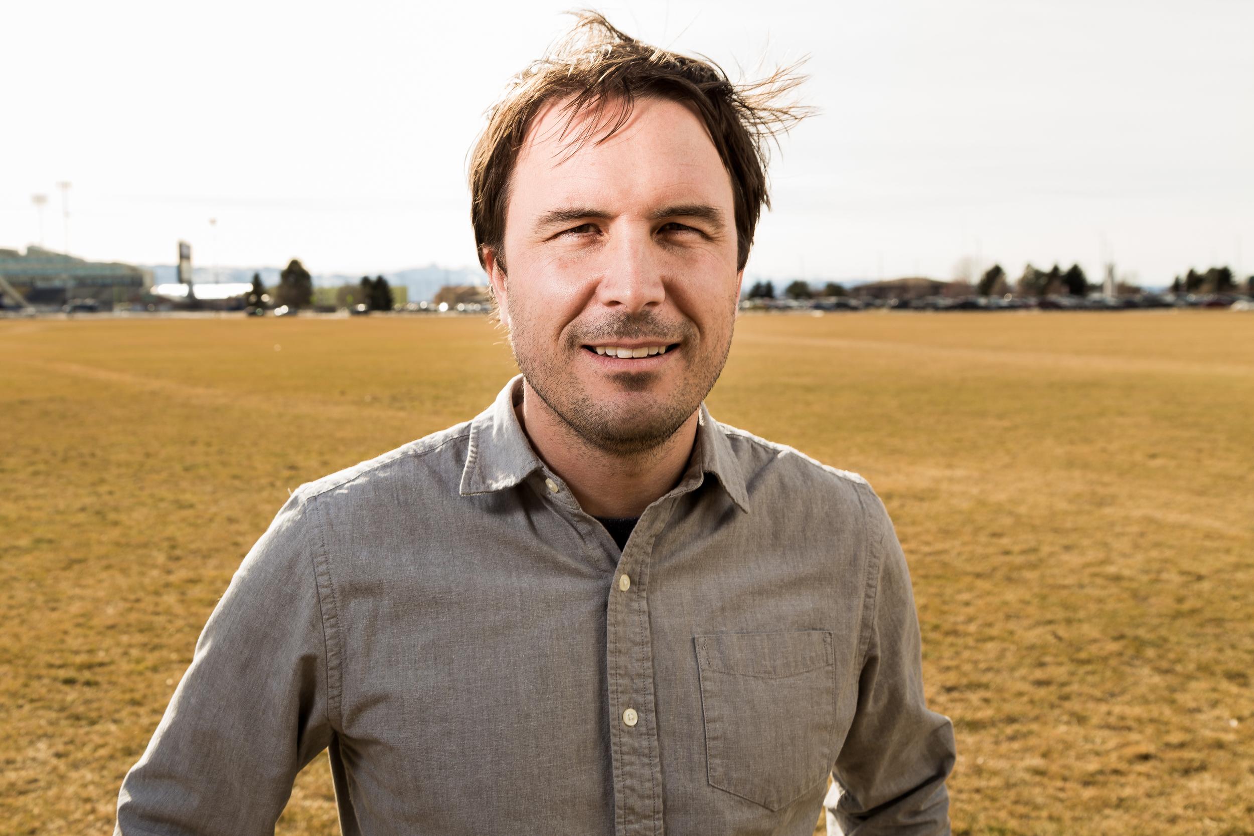 Dr. Ben Poulter, Assistant Professor, MSU