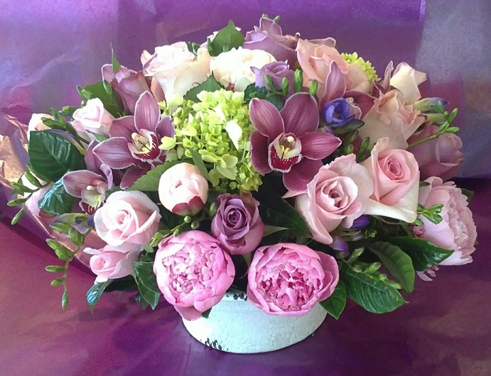 Peony, freesia, and roses.jpg