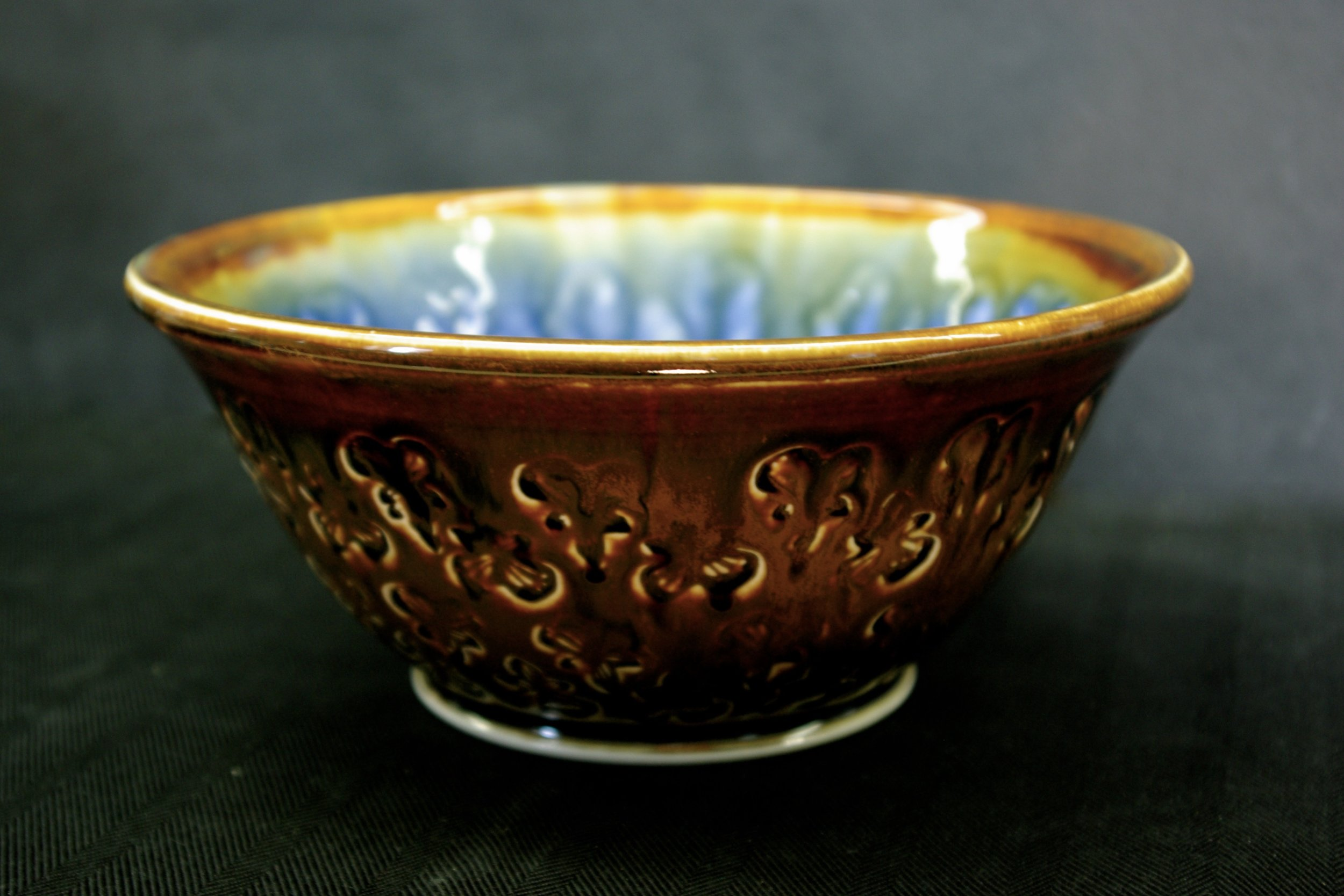 Serving Bowl by Solveigh Comer
