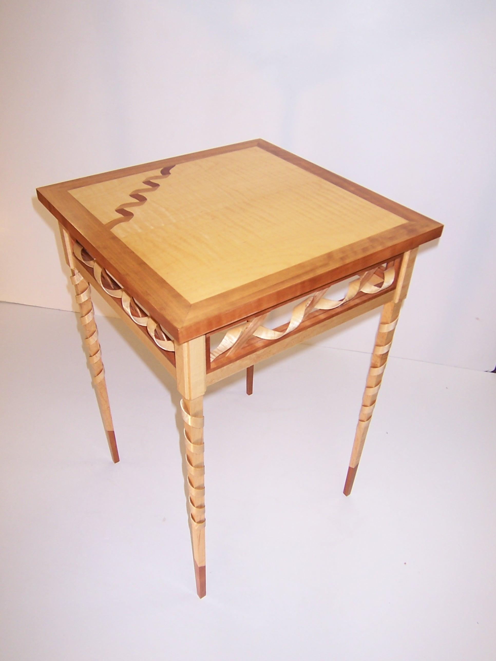 End Table by Joe Muehl