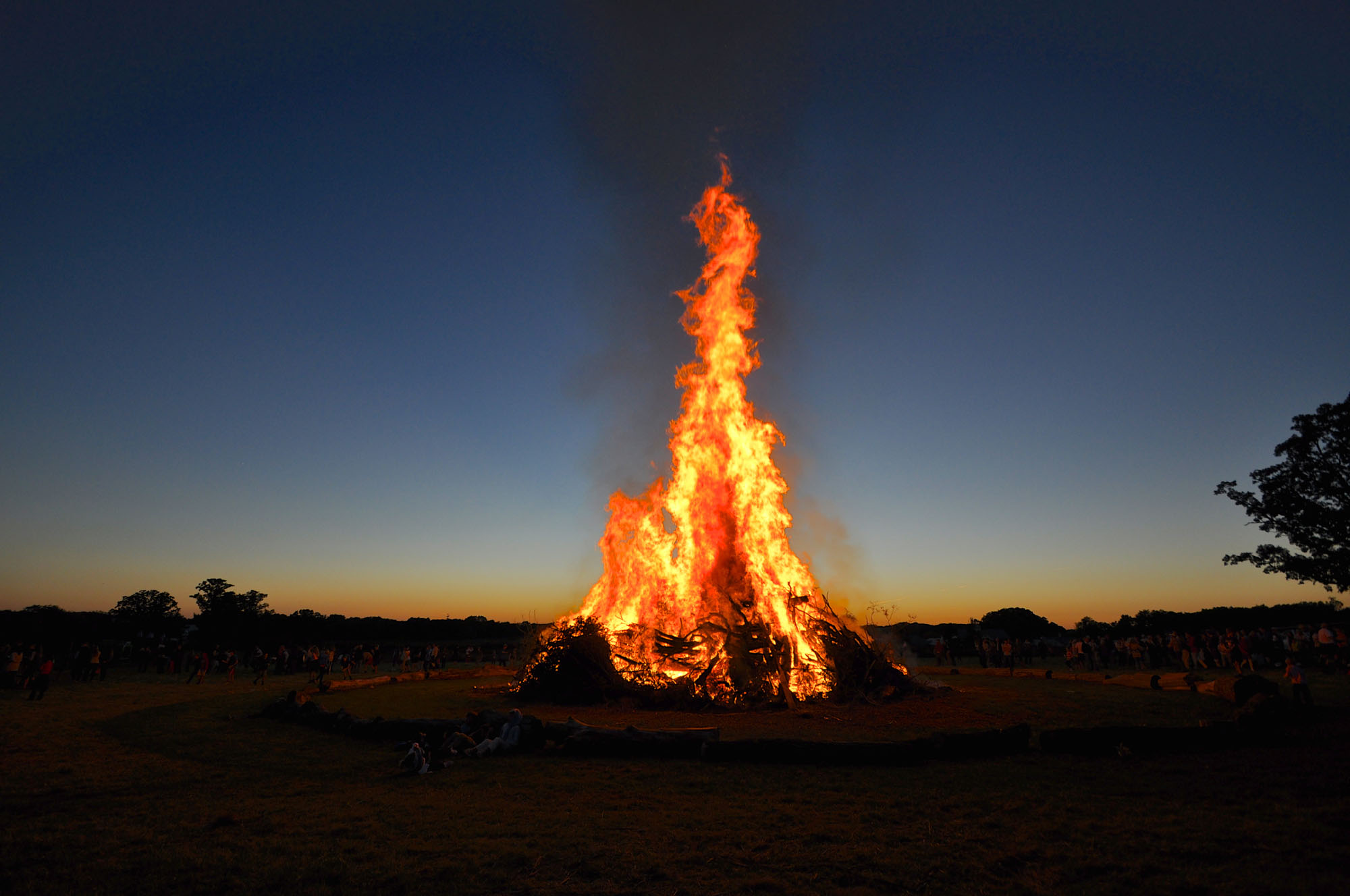 Bonfire - Come for s'mores, songs, stars, and fun. This is a family-friendly event. Bring chairs, blankets, bug spray, musical instruments, stories, and a sense of wonder