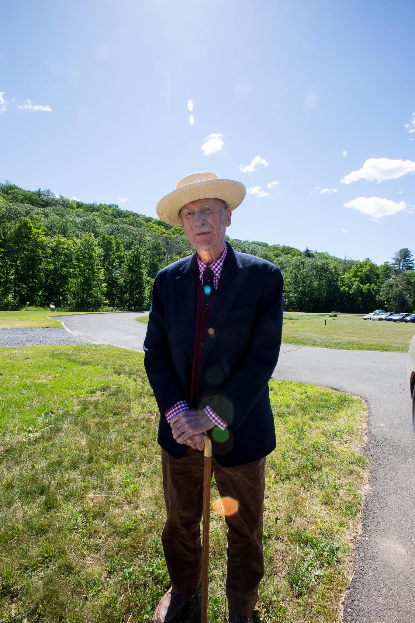 Catskill Center founding member, Sherret Chase