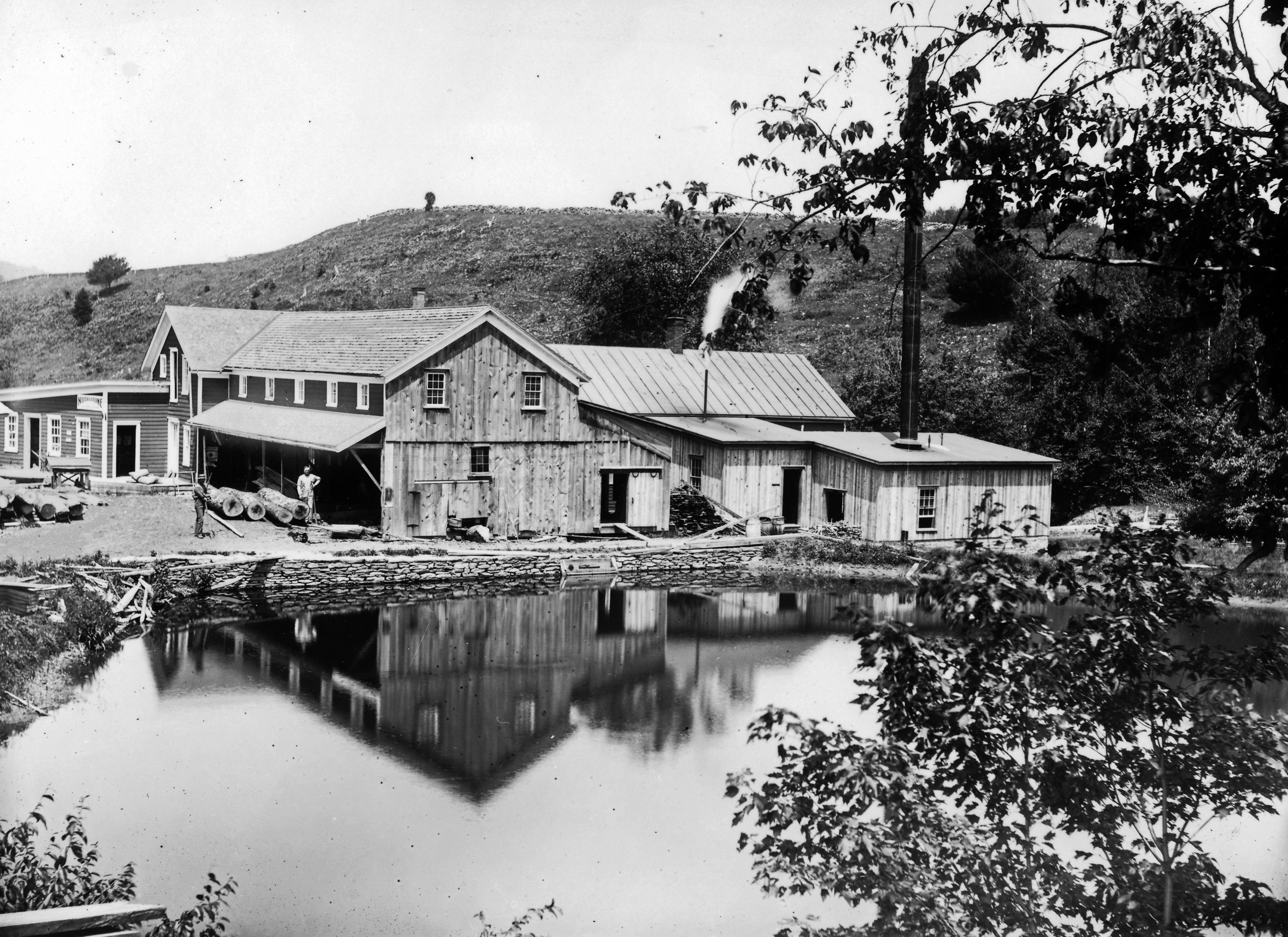 Hanford Mills