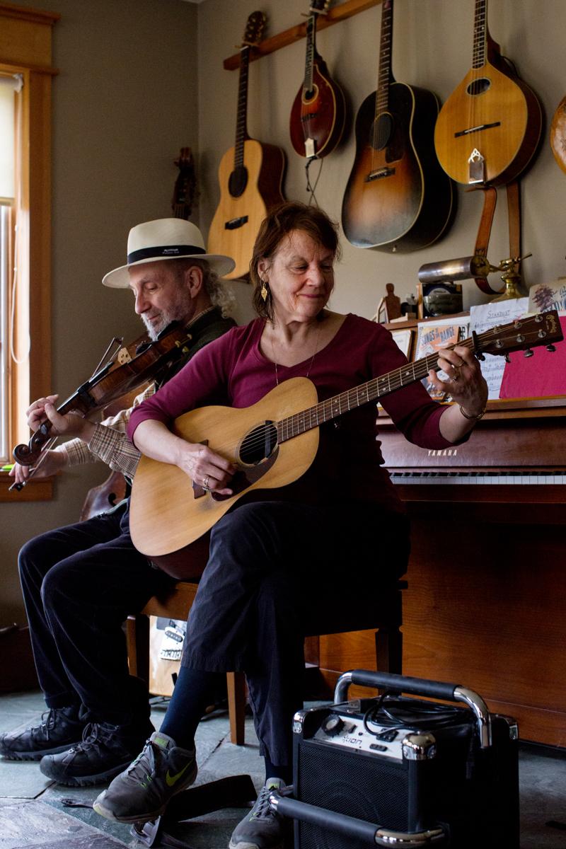 Jay Ungar + Molly Mason