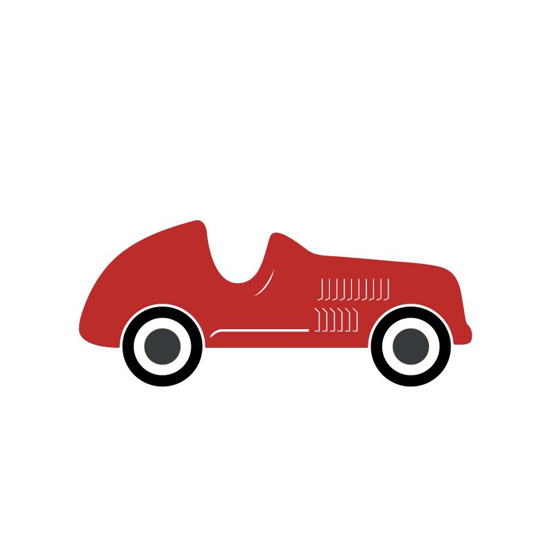 BY CAR