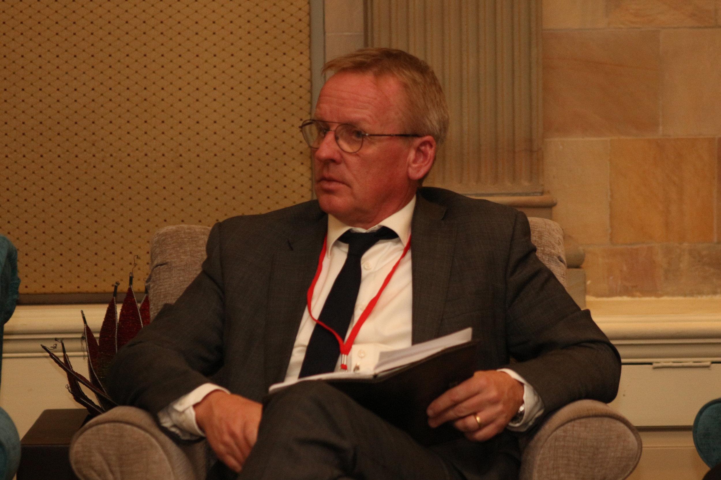 Dr. Dag Sundelin