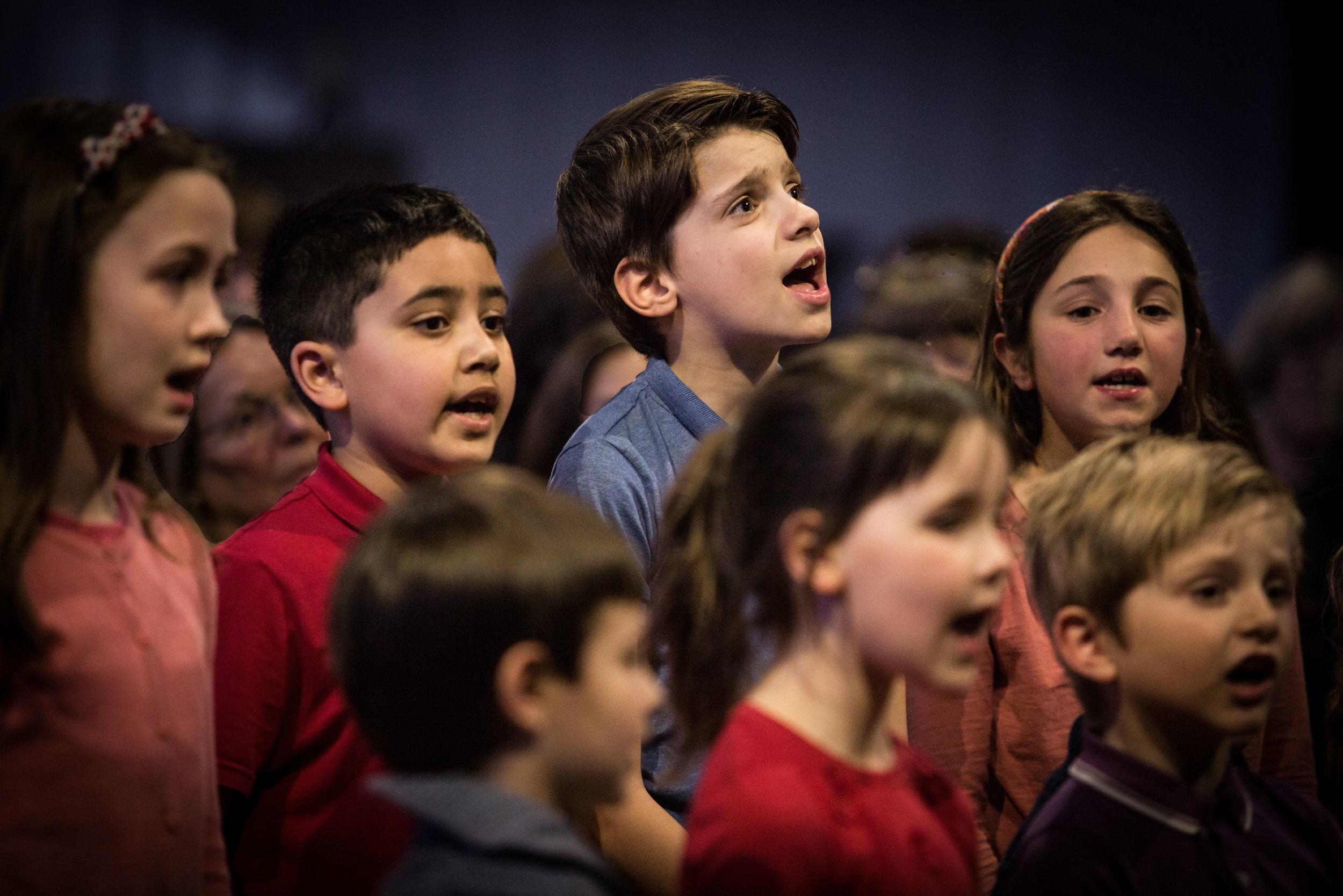 CHILDREN'S CHOIR — Primrose Hill Choirs