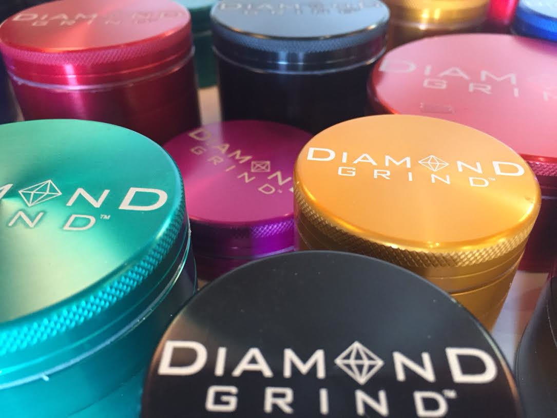 Diamond Grind has some sharp teeth to grind properly