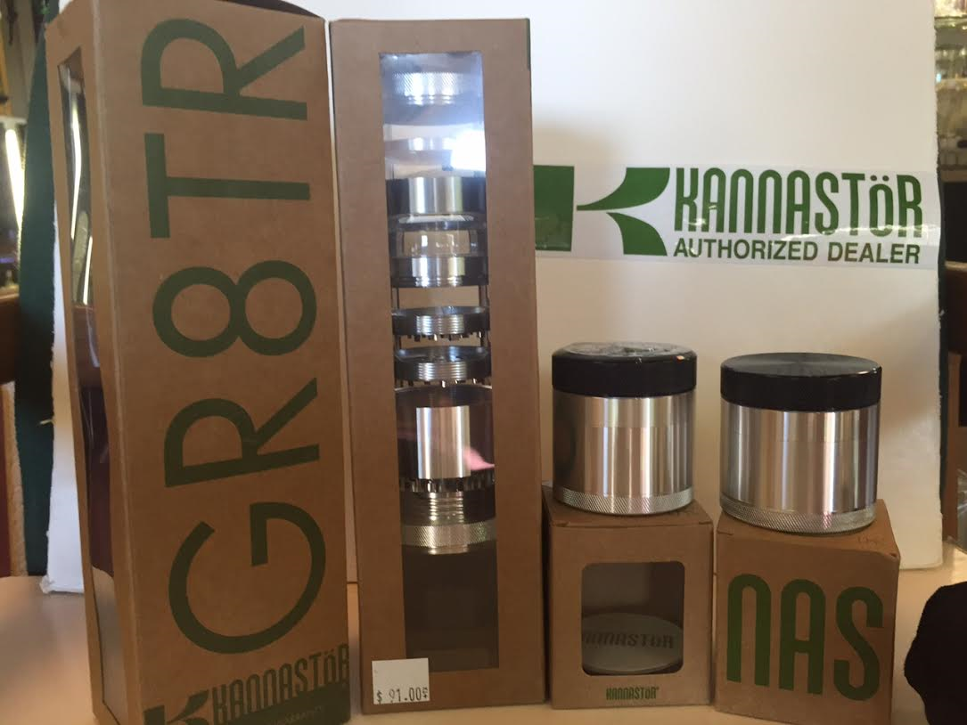 We are an authorized dealer of Kannastor brand grinders