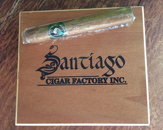 Santiago Cigars Locally Rolled in Rochester NY