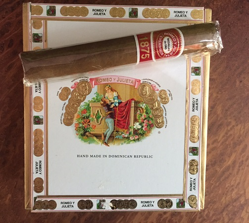 Romeo and Juliet Cigars