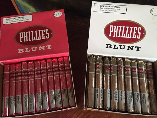 Phillie Blunts Cigars