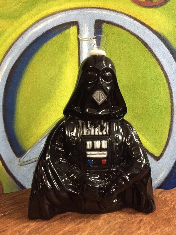 Darth Vader ceramic water pipe