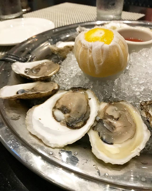 The. East. Coast. #thethankfulproject #foodie #foodstagram #oysters