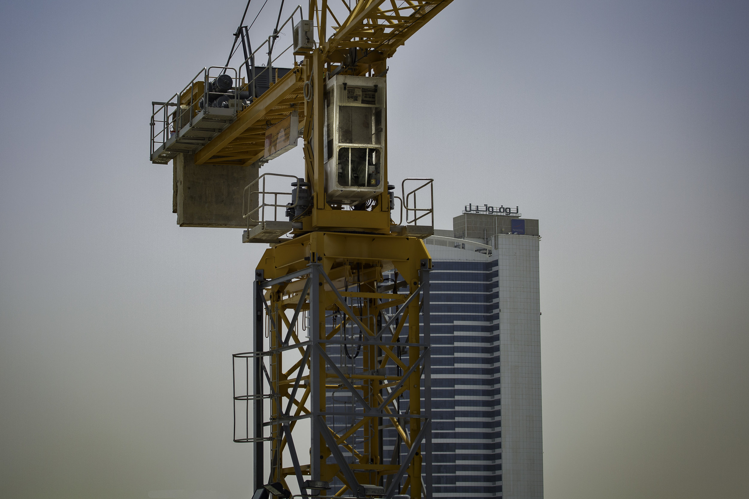 A crane operator on a building site in Dubai.jpg