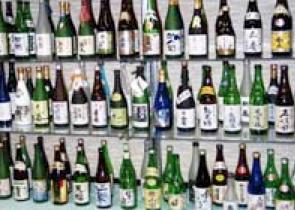 Sake made in Niigata Prefecture