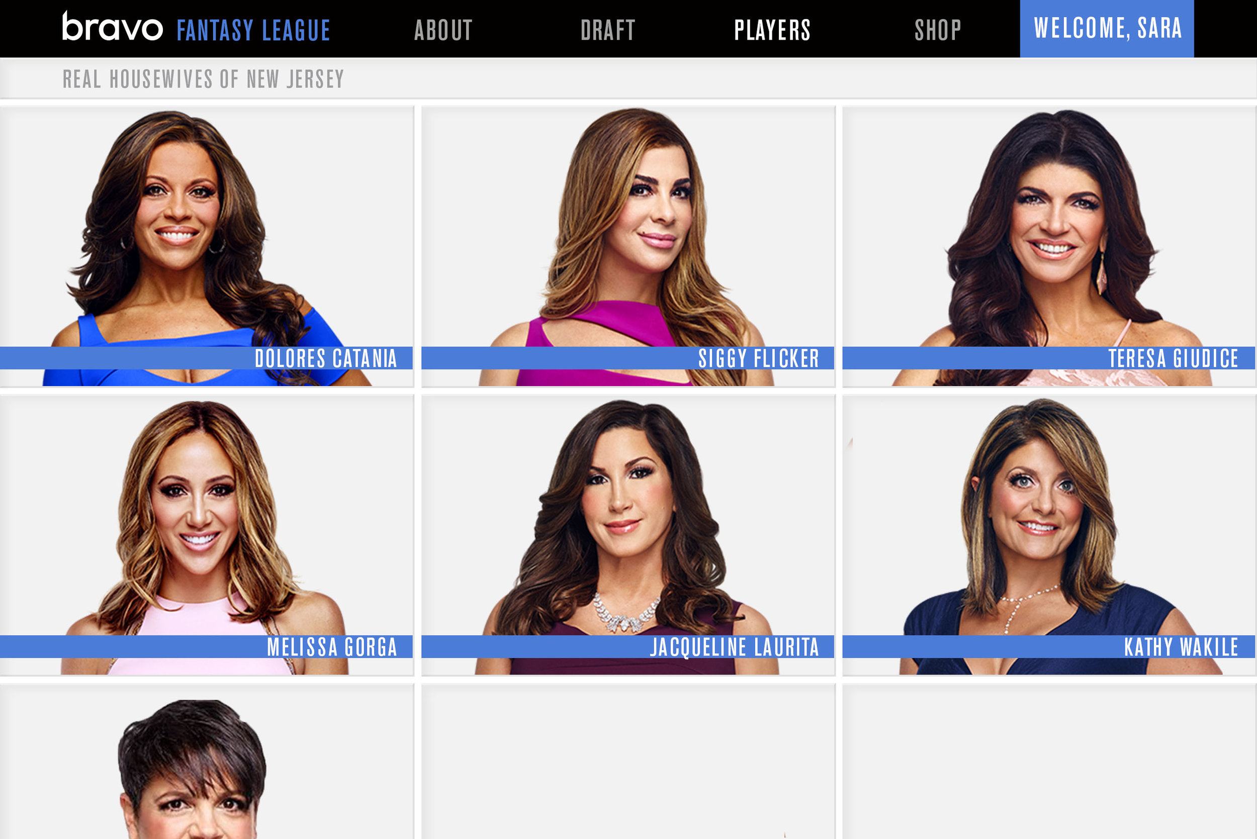 Browse by Bravo franchise to figure out who will be the best fit for your team.