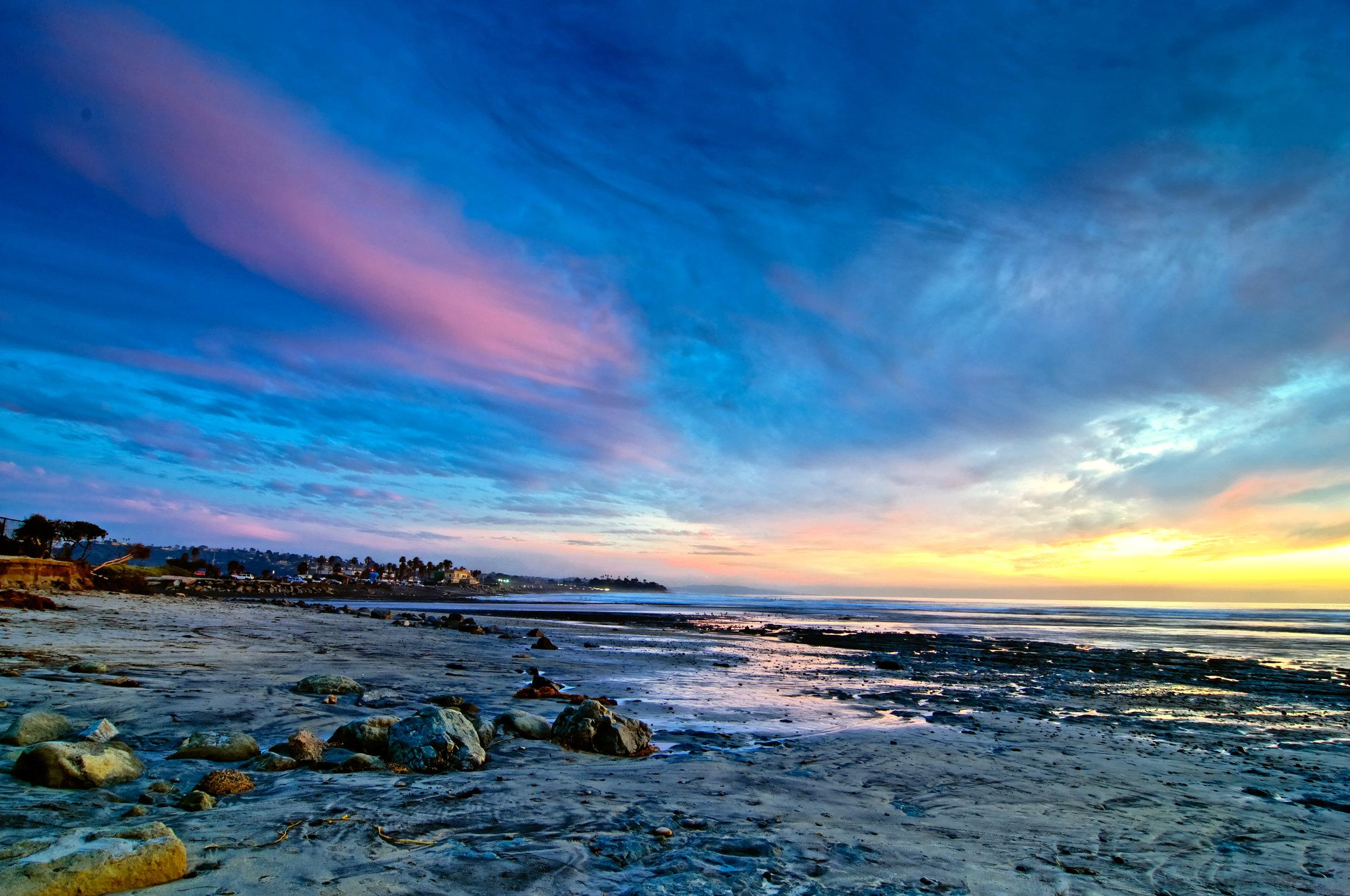 Take a beach day - CARDIFF STATE BEACH