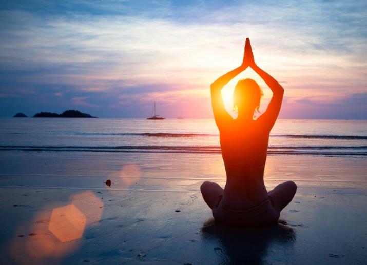 Do a yoga class - VINYASA ARTS YOGA