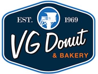 VG Donut & Bakery - 106 Aberdeen Dr.760.753.2400www.vgbakery.com