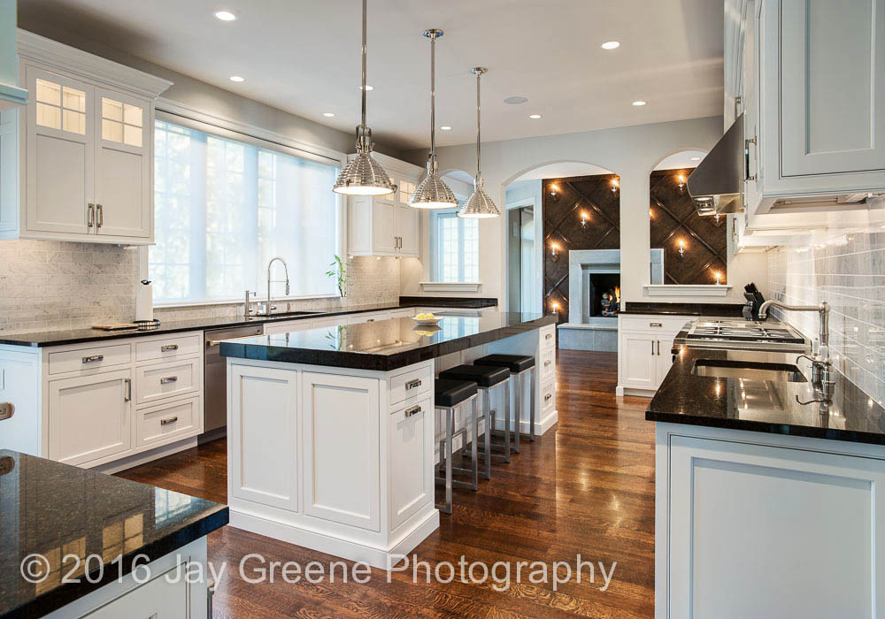 A well composed kitchen photograph leads your eyes to linger on the subject(s).