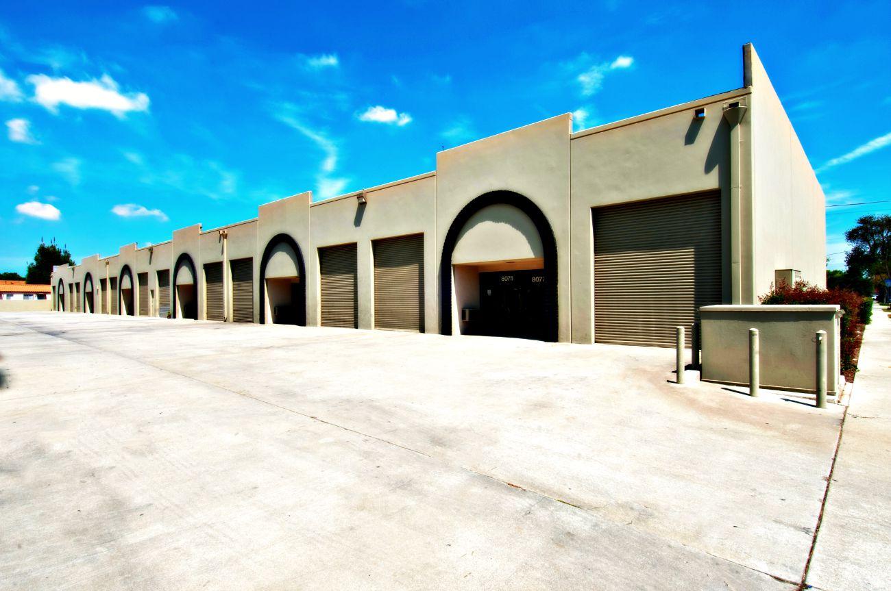 Ward Industrial Complex
