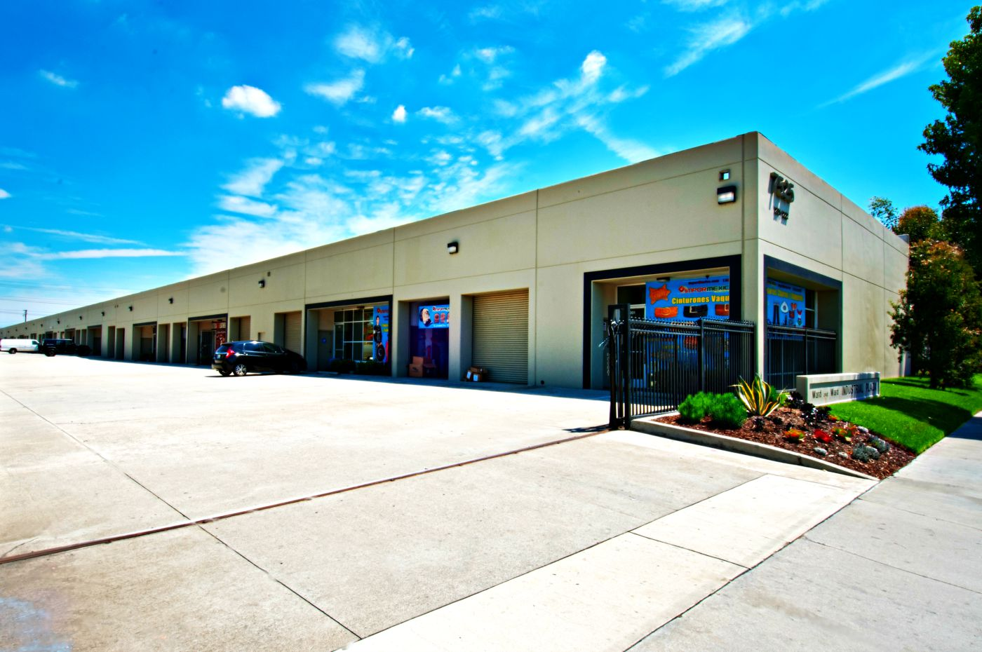Ward and Ward Industrial Plaza