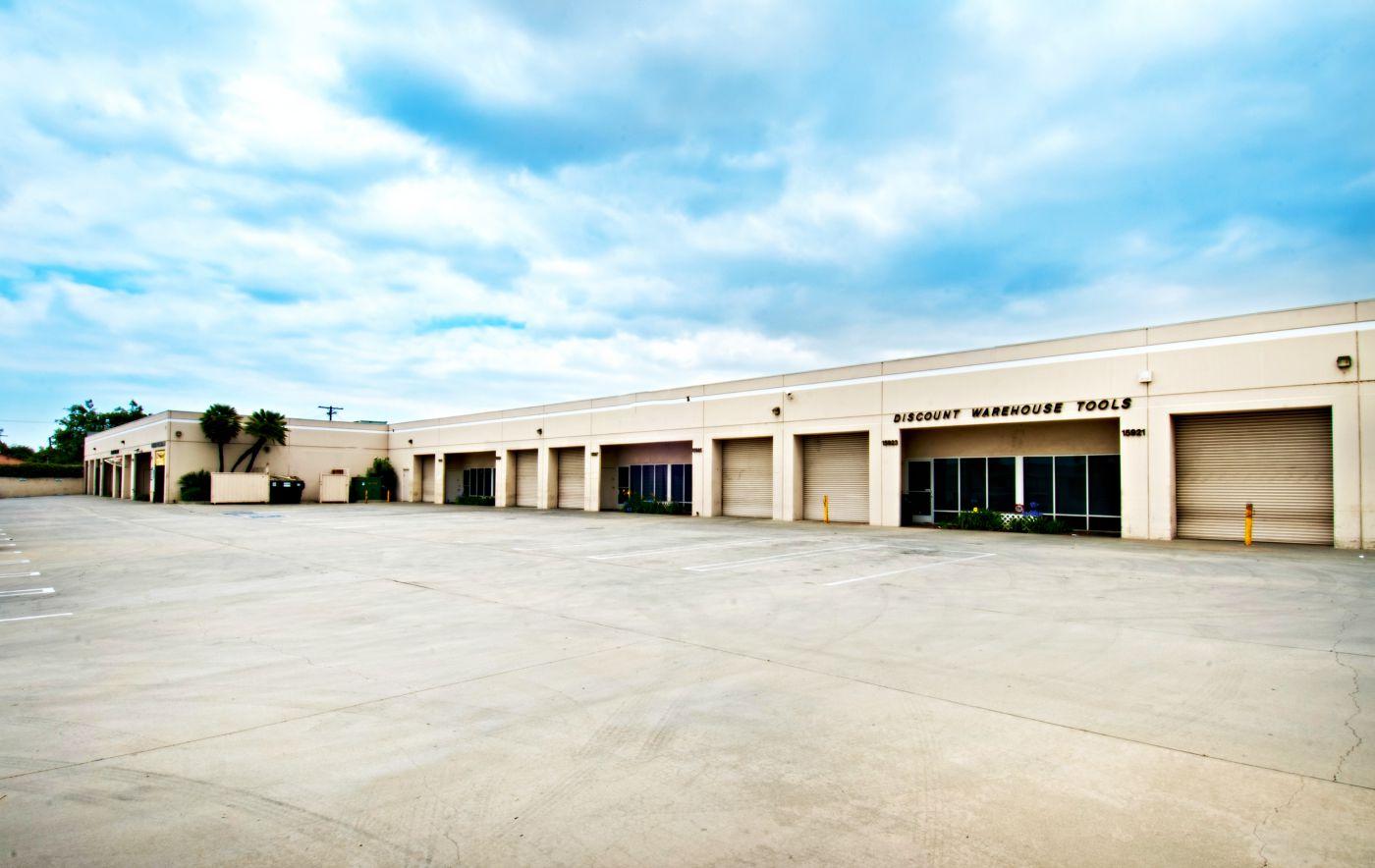 Centro Industrial Ward y Ward
