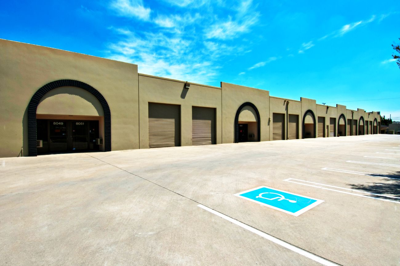 <p><strong>Ward Industrial Complex</strong>Suite 8055<br>1,500 sq.ft.<br><u>More Info</u><a >View Property Page →</a></p>