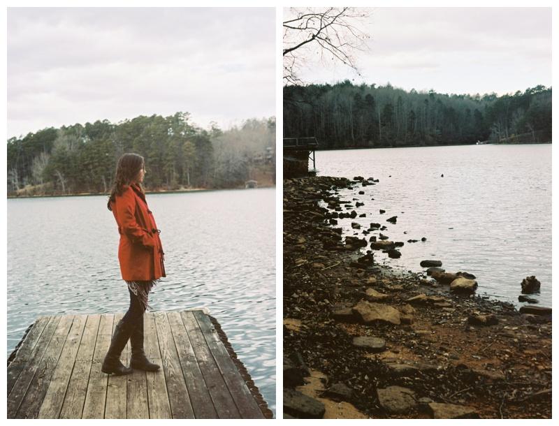 on lake hickory