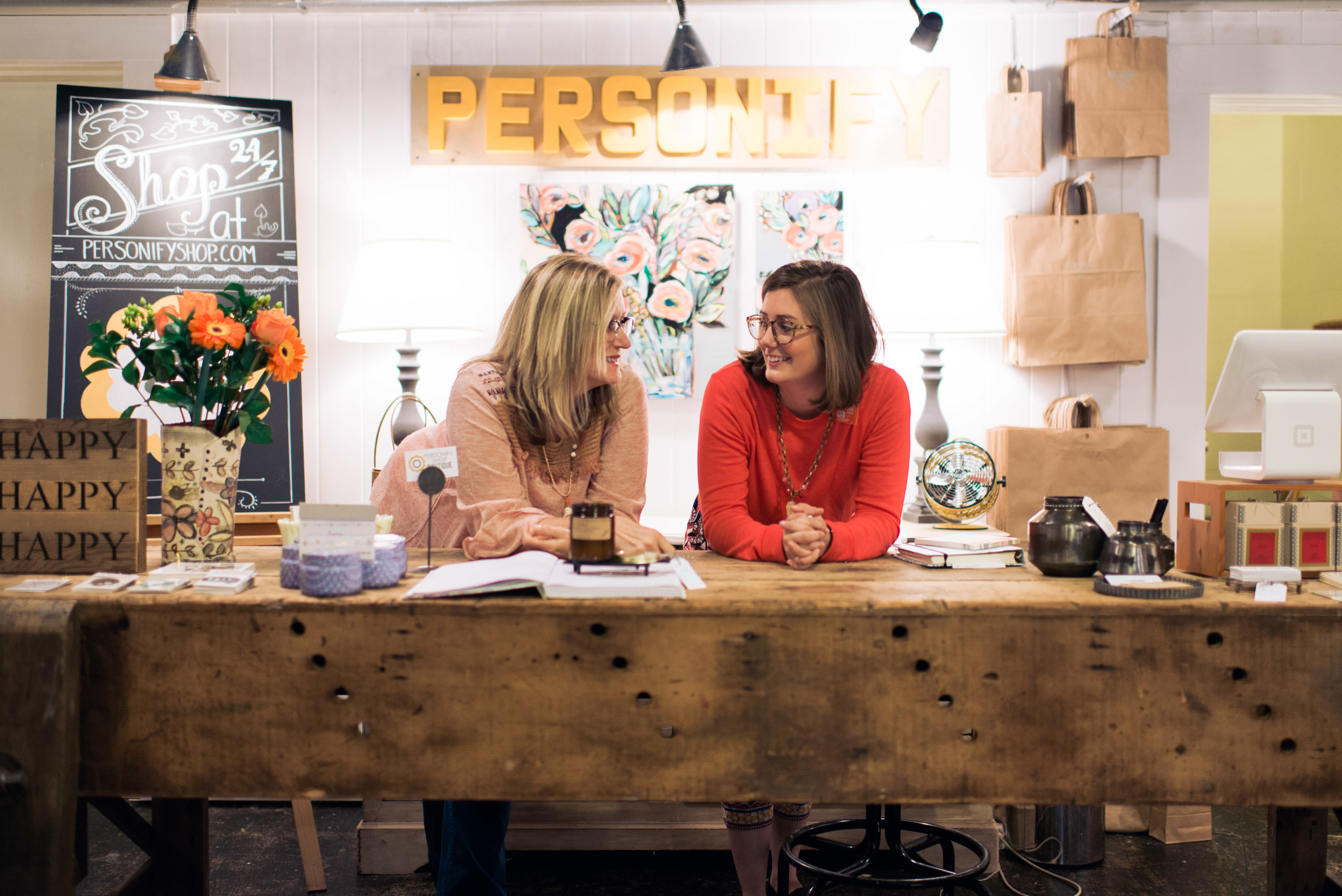 Meet Maddie Morden + Tammy Lopez- The mother-daughter team behind Personify Shop