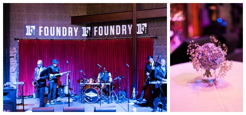 the foundry reception athens wedding photographer