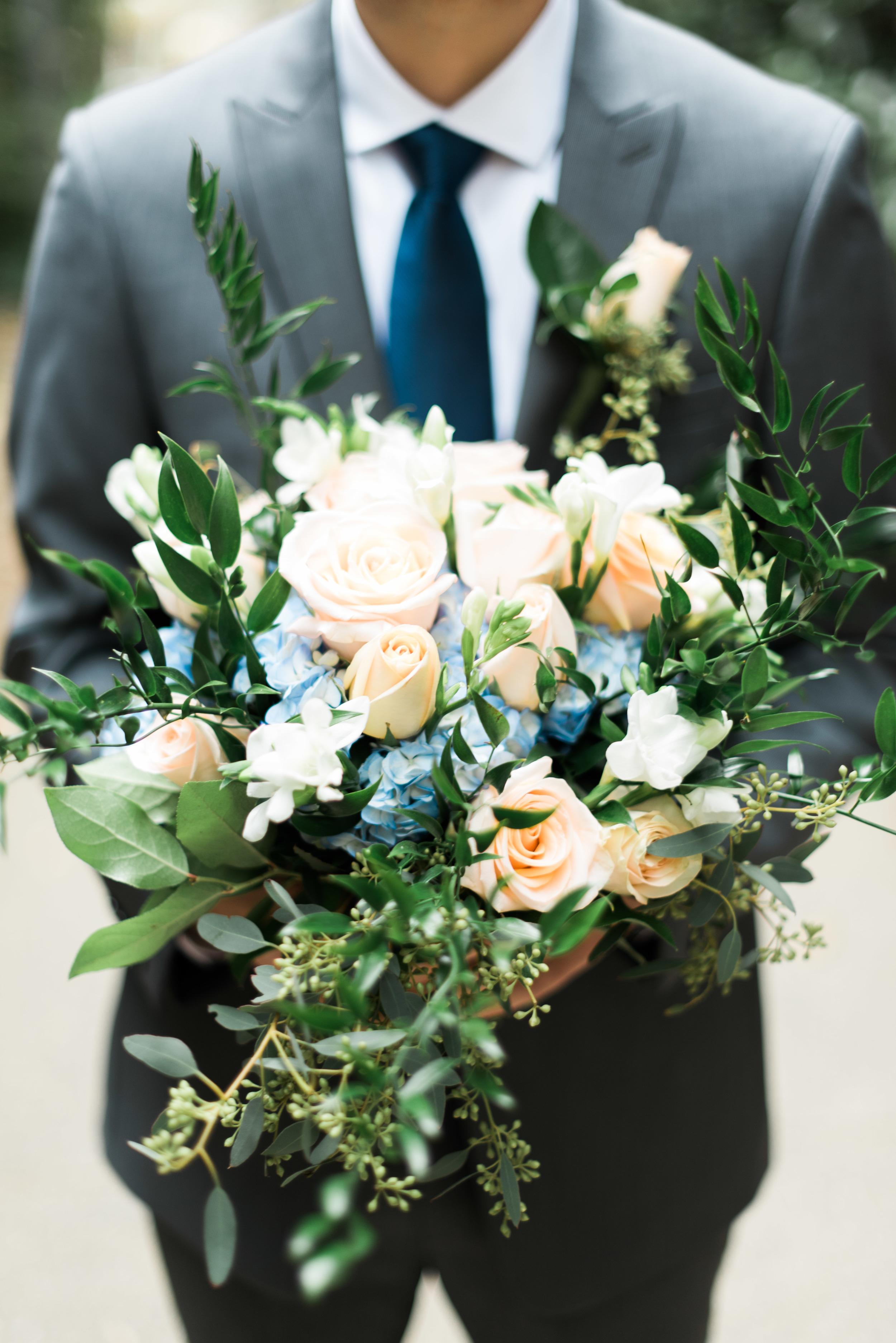 bridal bouquet uga athens wedding photographer
