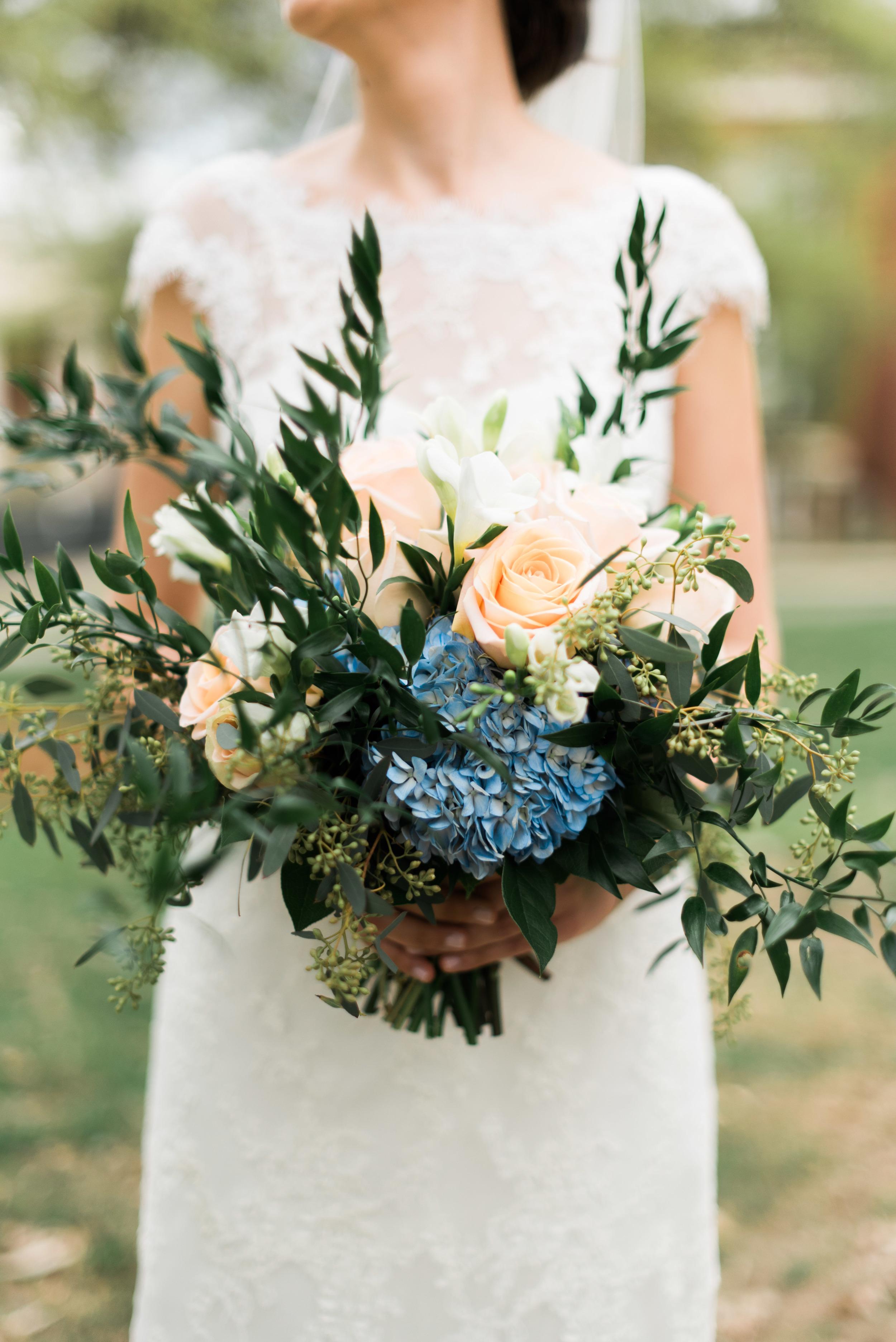 bride bouquet uga athens wedding photographer