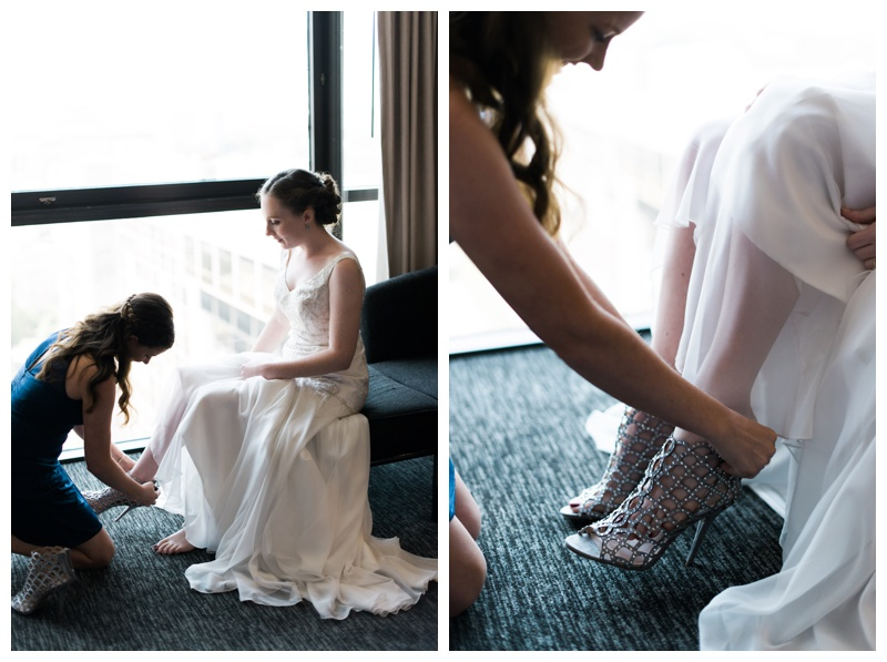 The W Hotel Atlanta Wedding Photographer