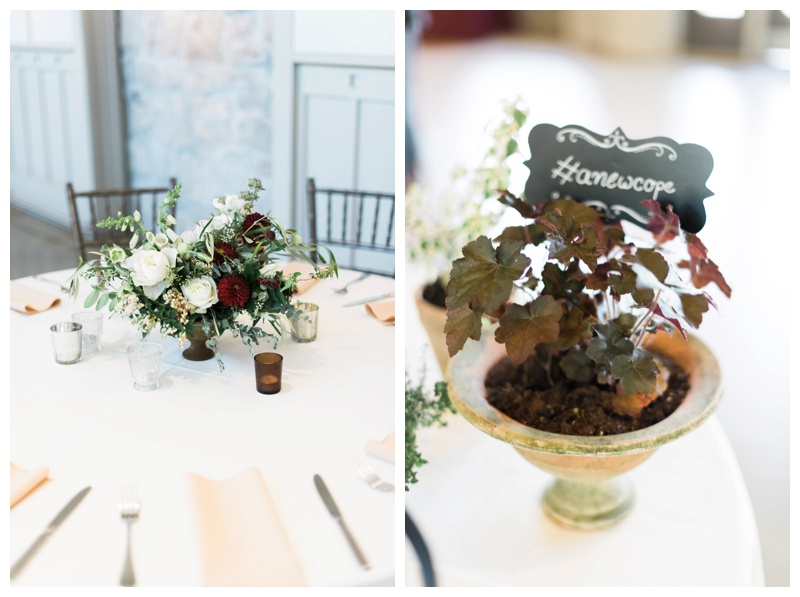 centerpiece the greystone at piedmont park atlanta wedding photographer