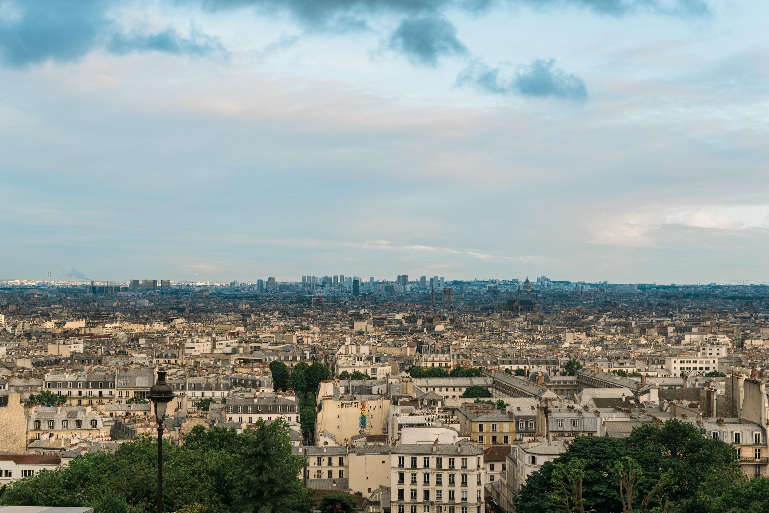 montmatre paris france travel photographer