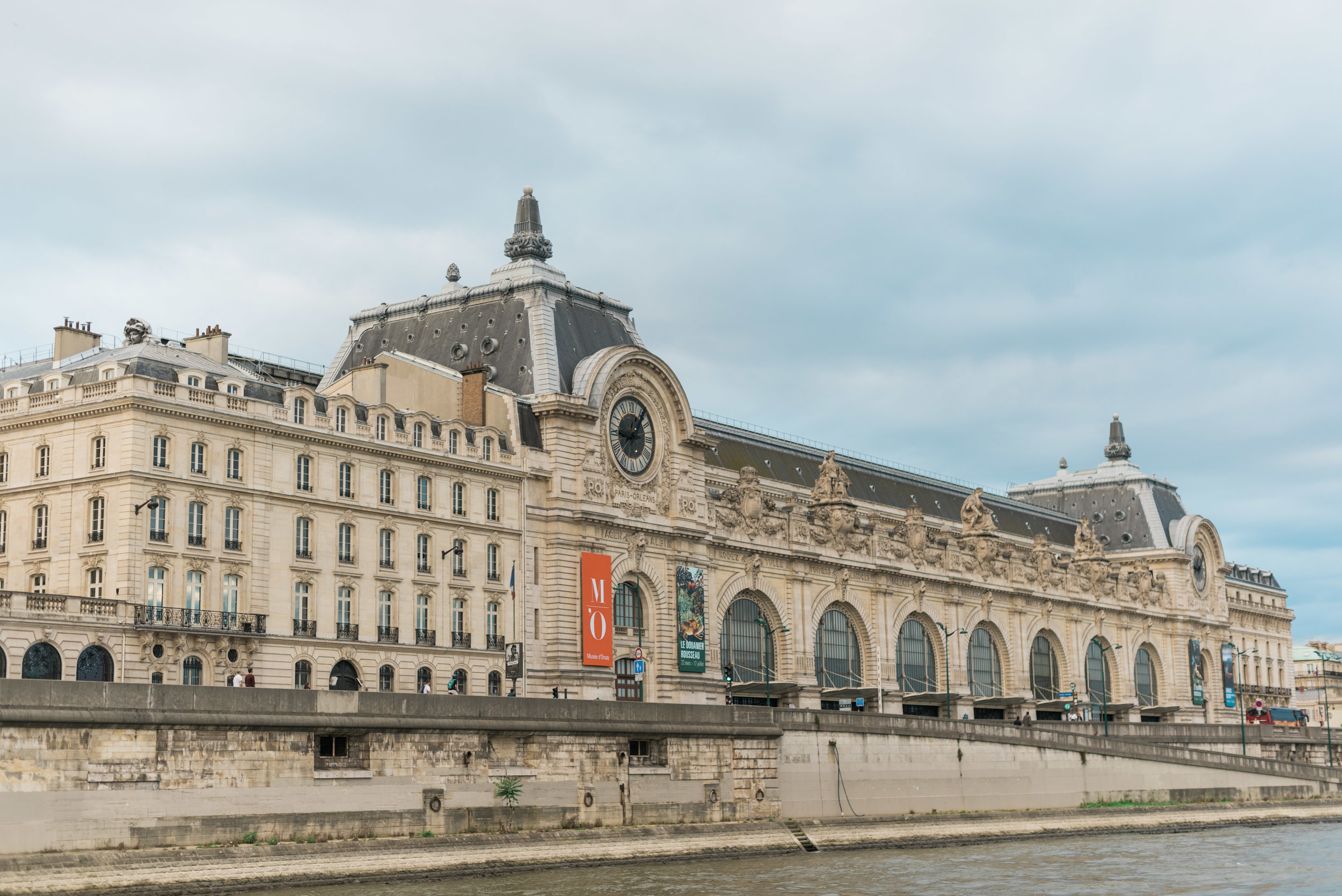 musee d'orsay boat tour paris france travel photographer