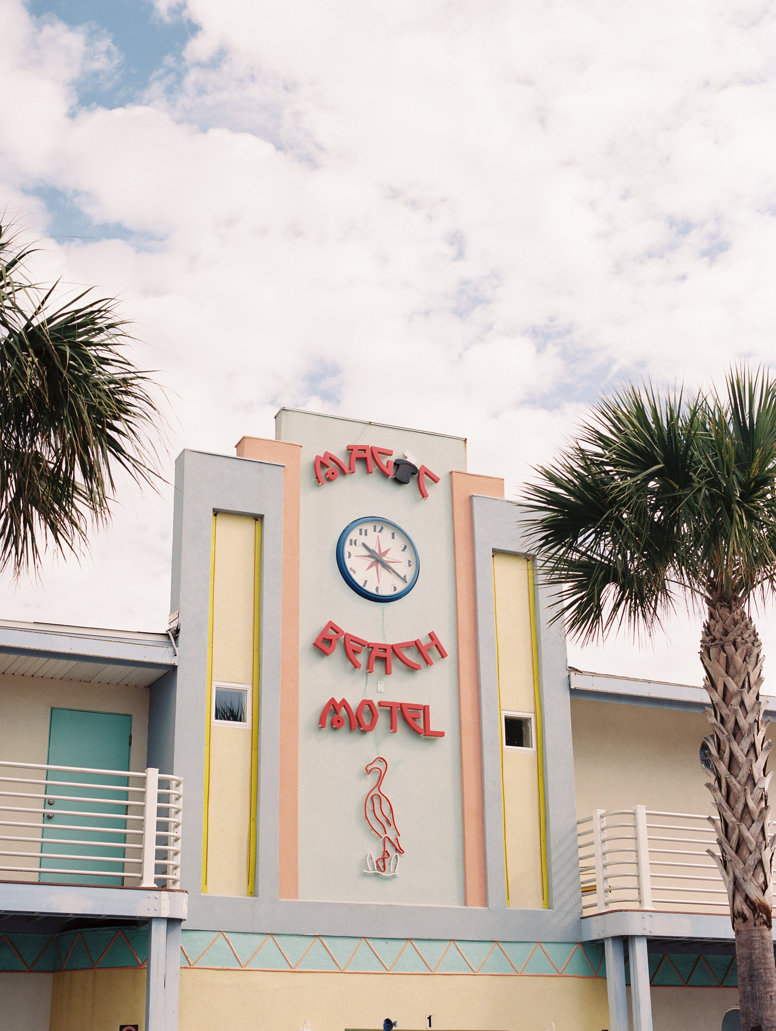 hotel st augustine travel film photographer