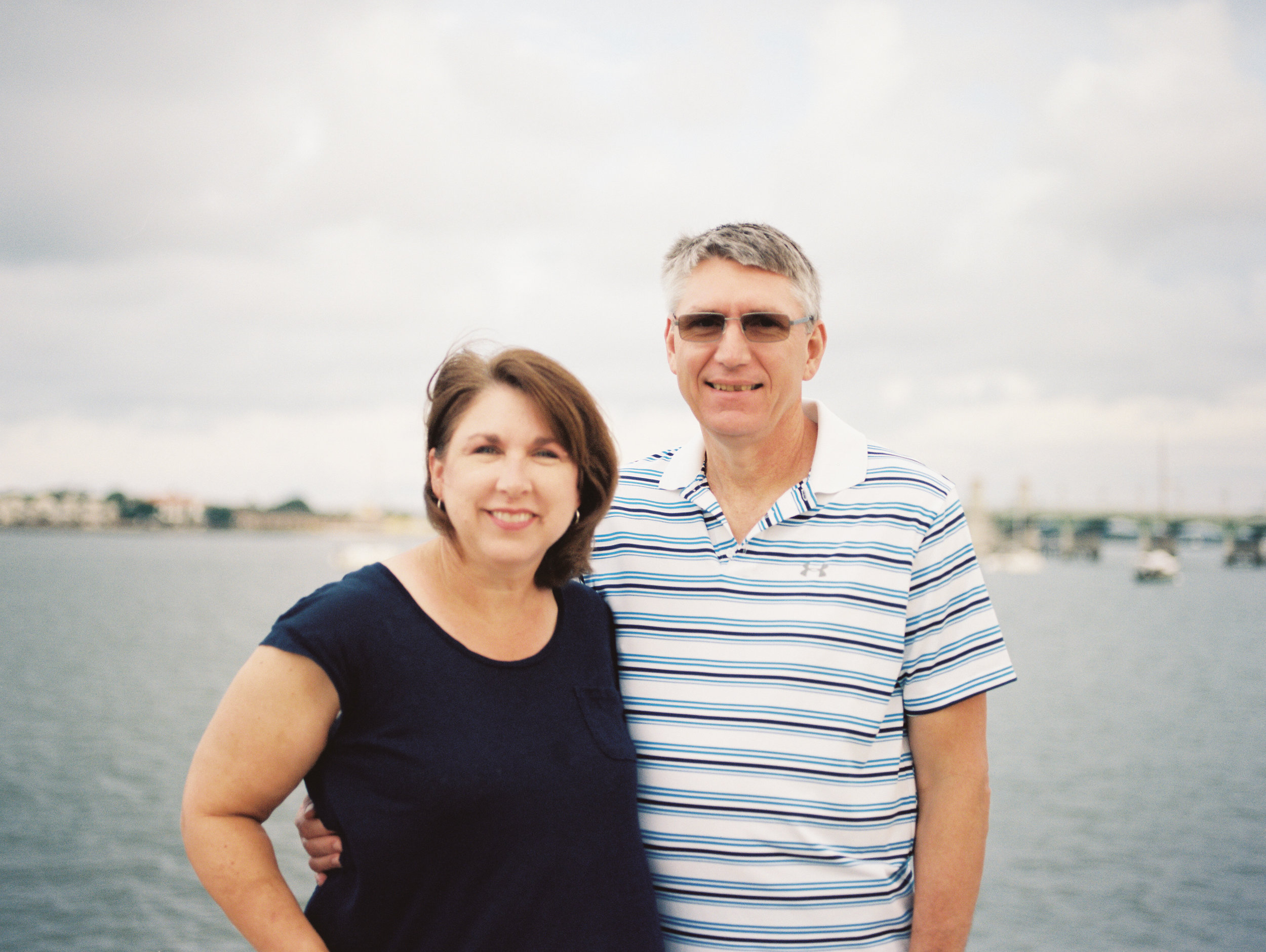 mom and dad st augustine travel film photographer