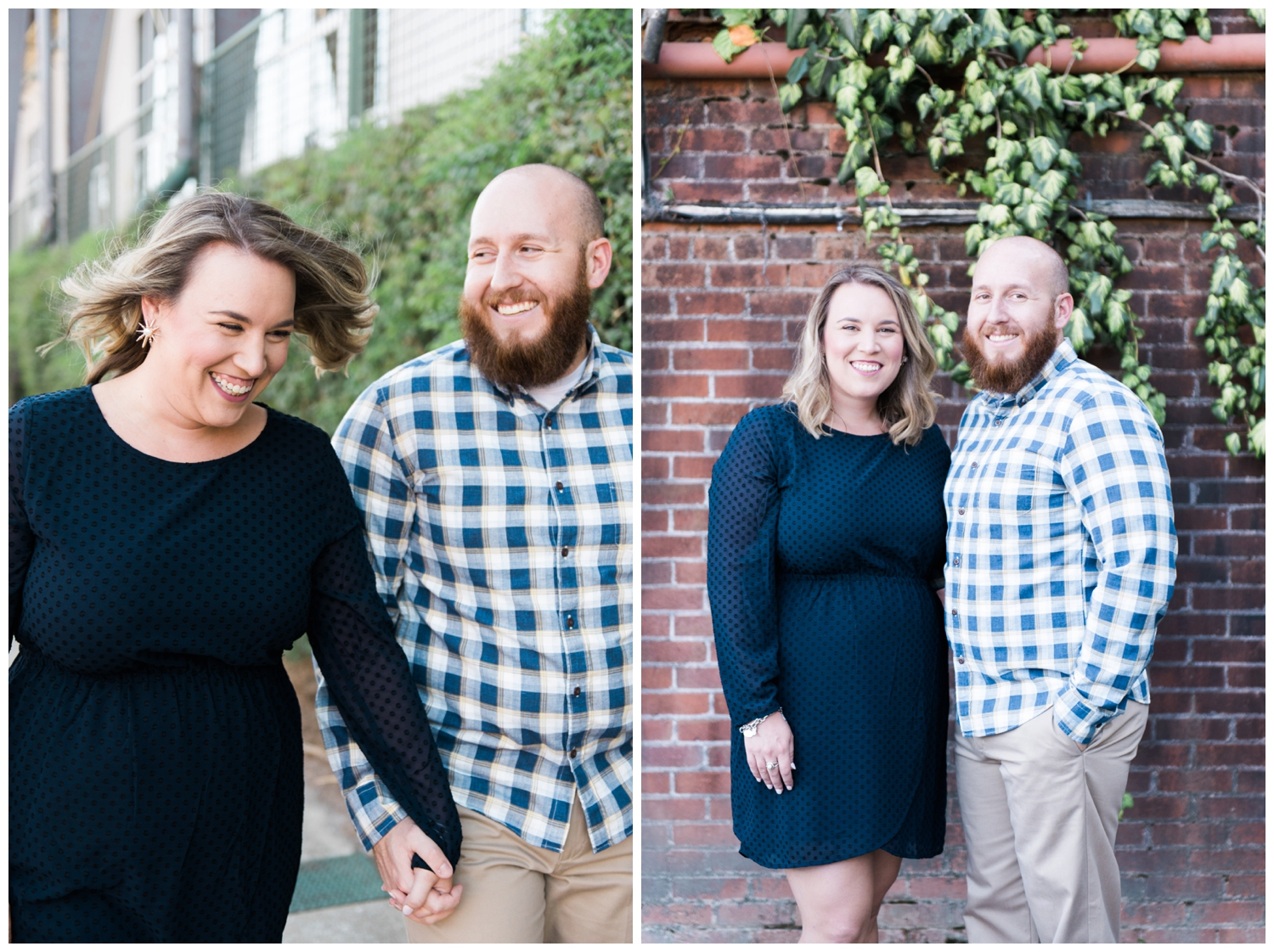 atlanta beltline engagement session