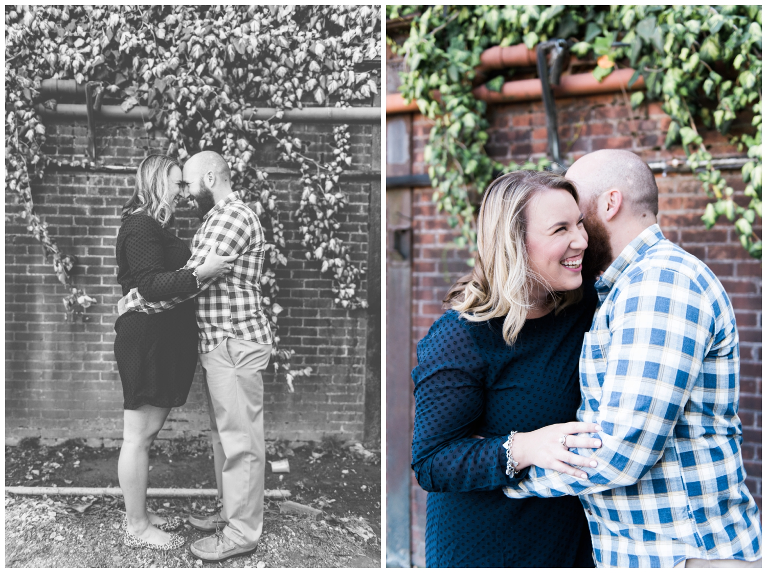 krog street market atlanta engagement session