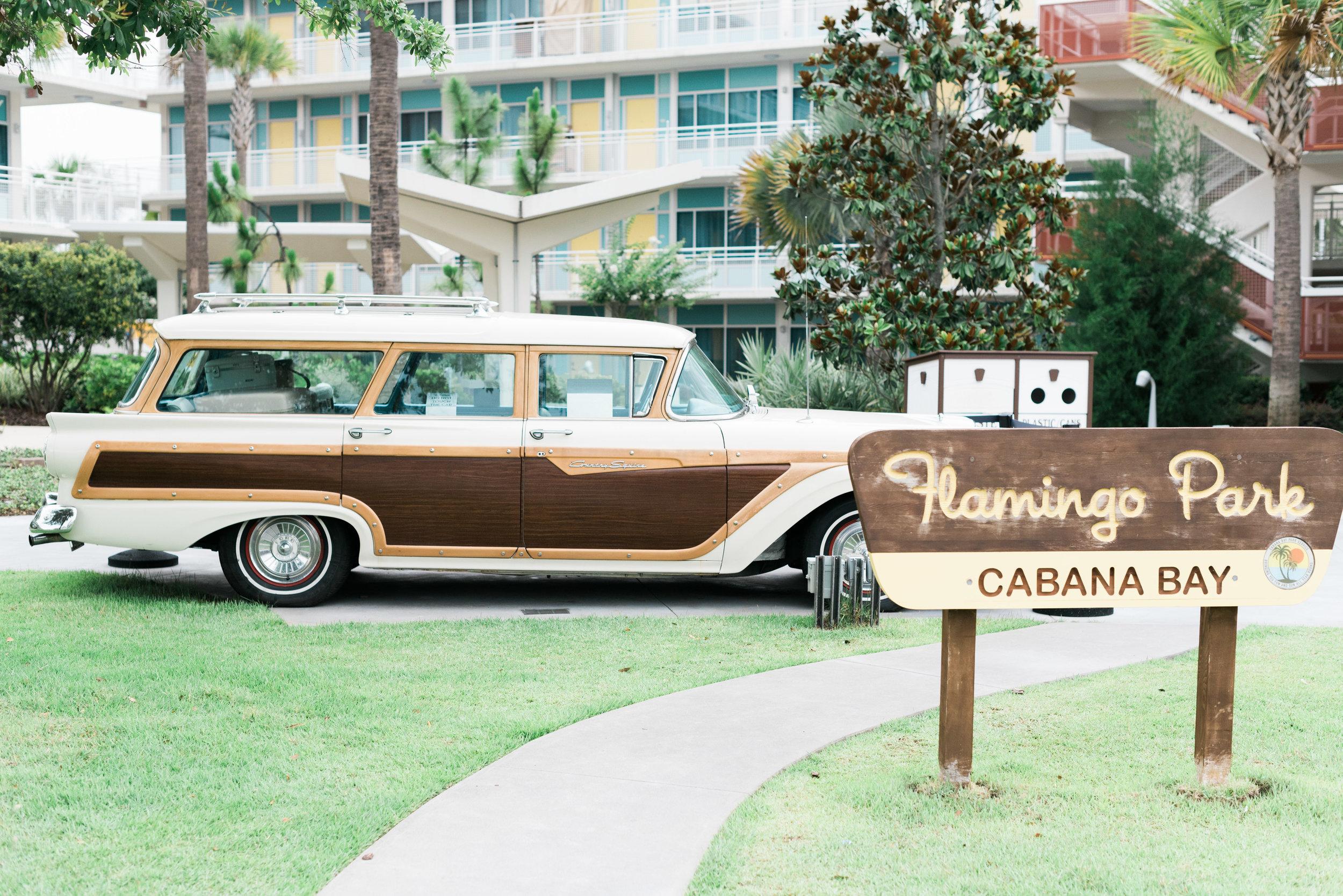 cabana bay beach resort orlando florida travel photographer