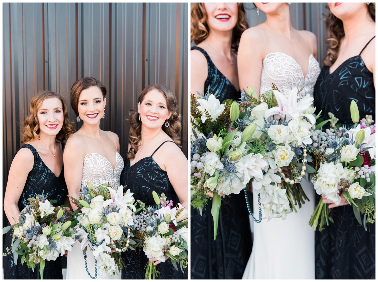 big fake wedding atlanta decatur three taverns bloom with jenna photography