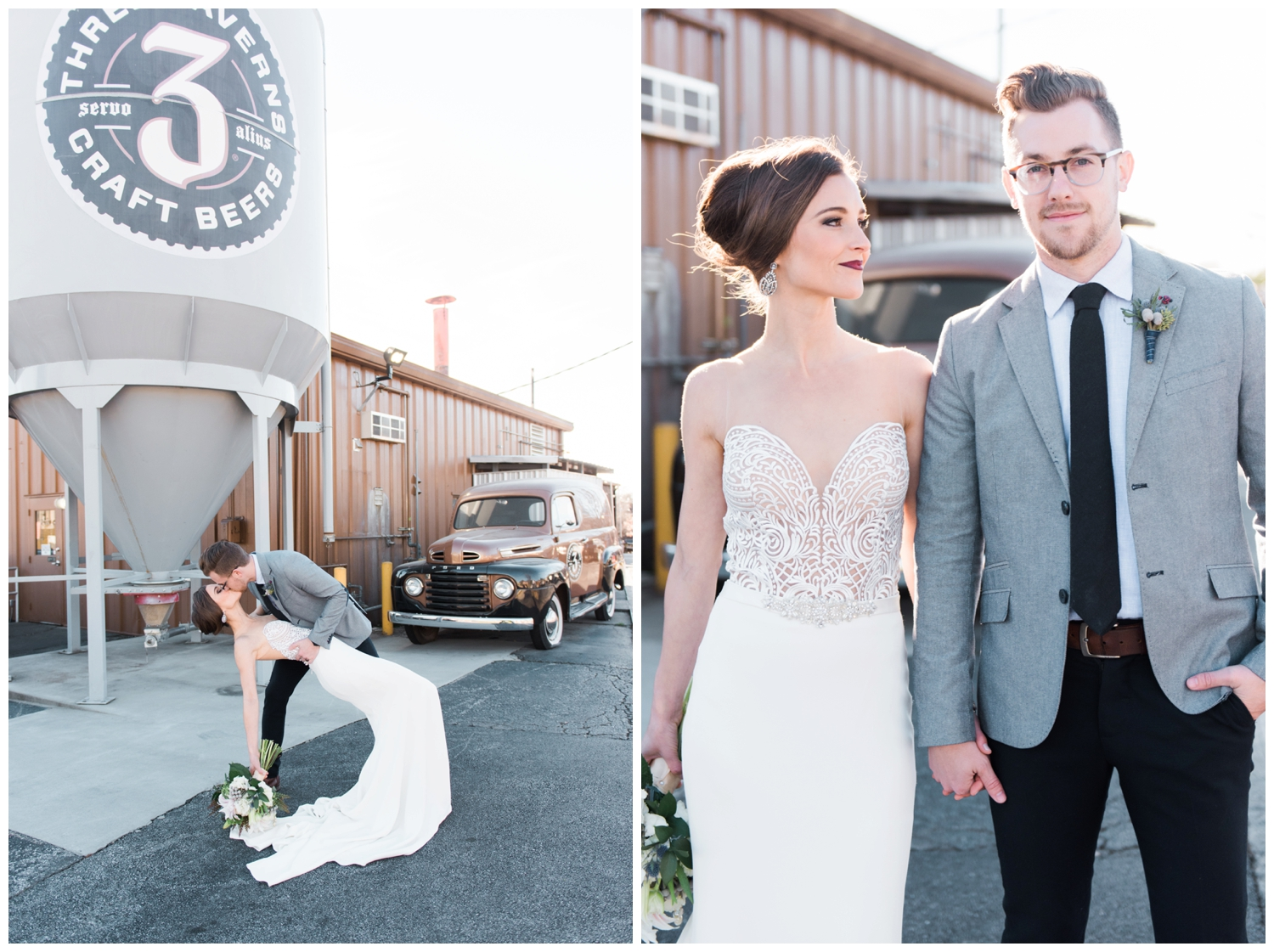 three taverns brewery decatur atlanta wedding photographer