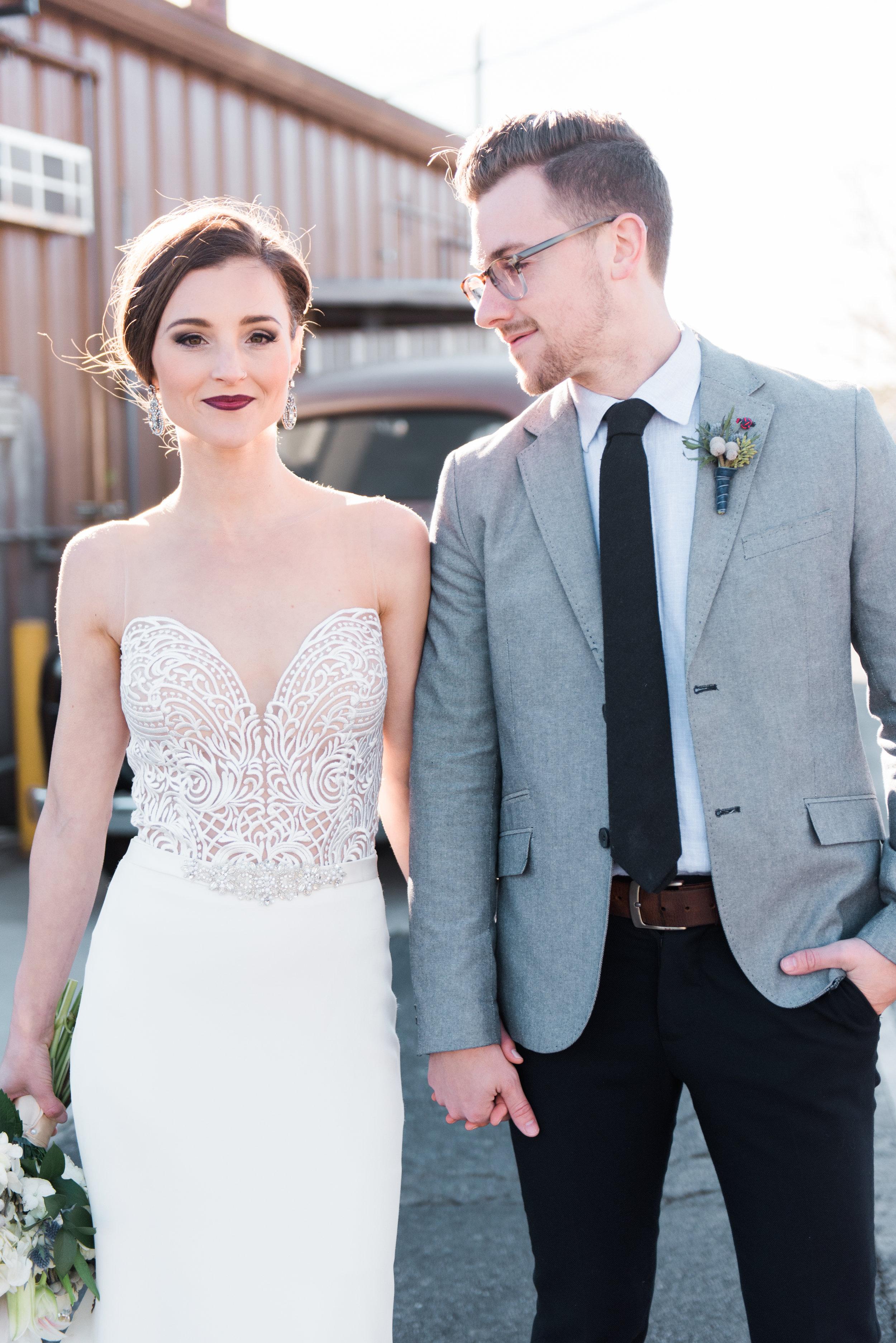 big fake wedding atlanta three taverns decatur