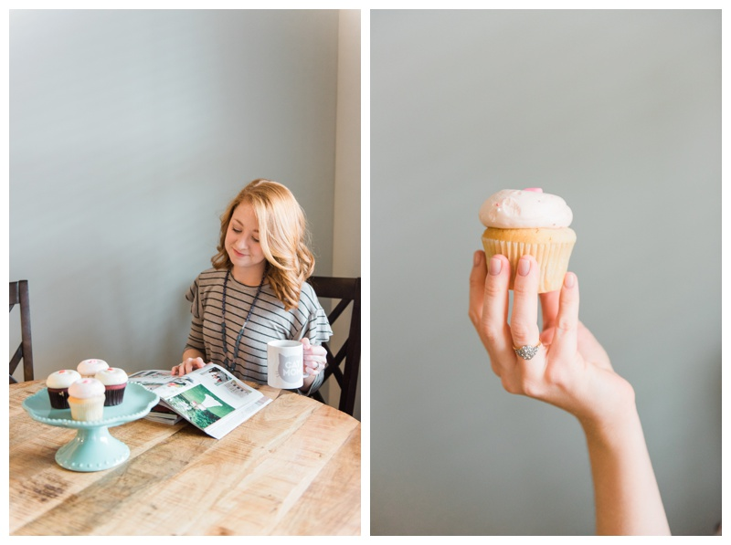 cupcake atlanta branding photographer wedding planner