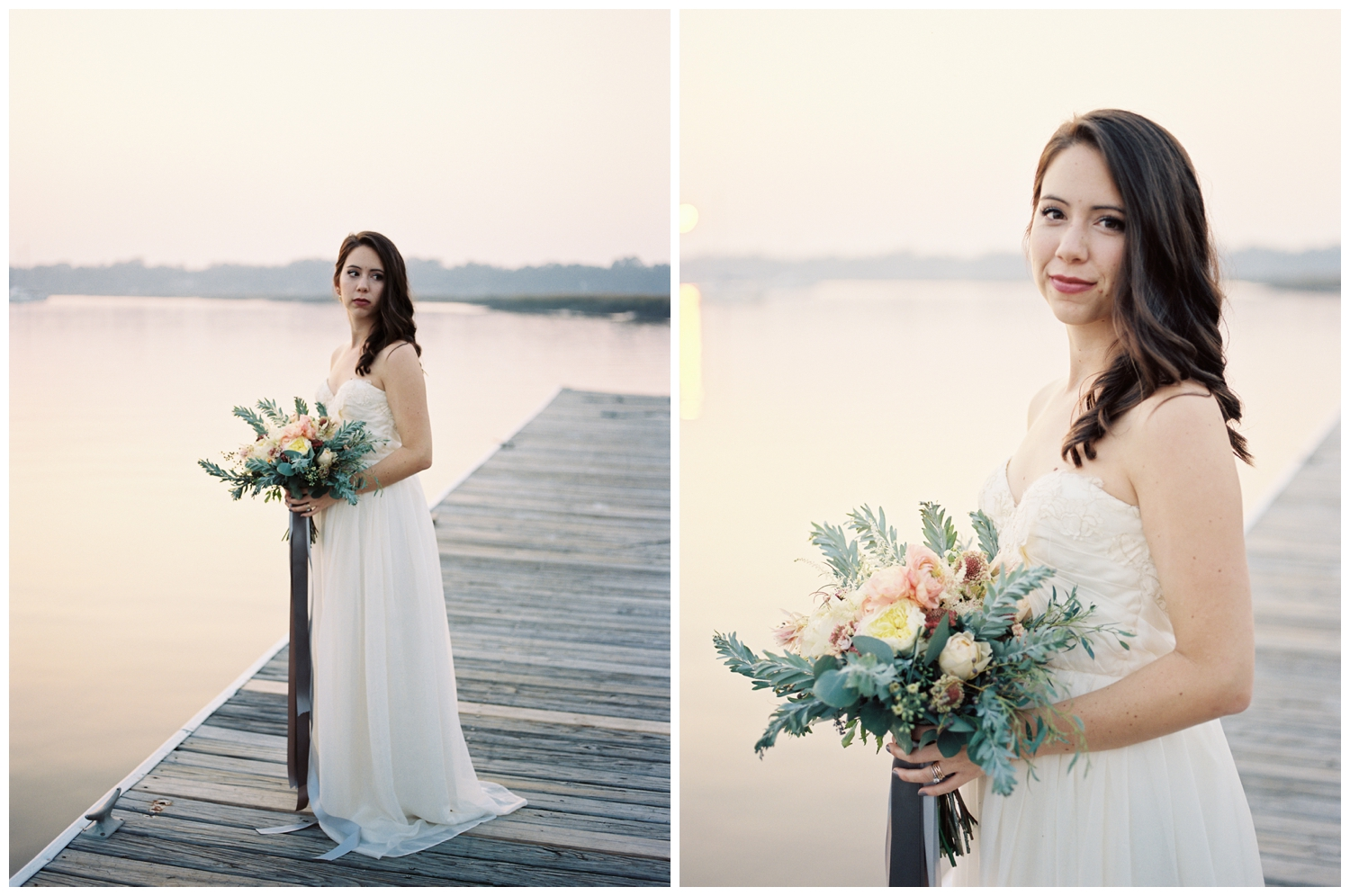 beaufort coastal south carolina wedding photographer